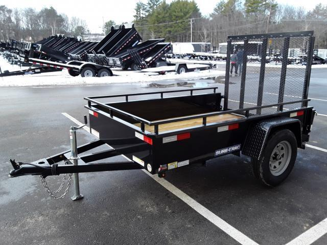 Sure-Trac 5 x 8 Utility High Side Trailer