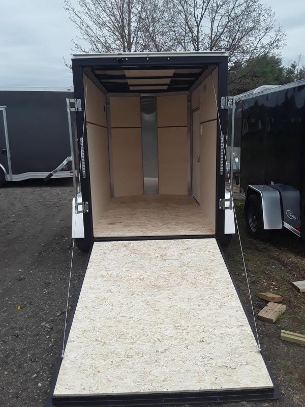 2021 ITI Trailers 5 x 8 Enclosed Cargo Trailer