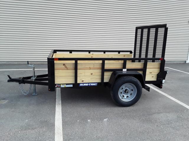 Sure-Trac 5 x 8 Three Board Utility Trailer