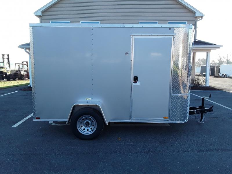 Arising Industries 7 x 10 V-Nose Enclosed Trailer