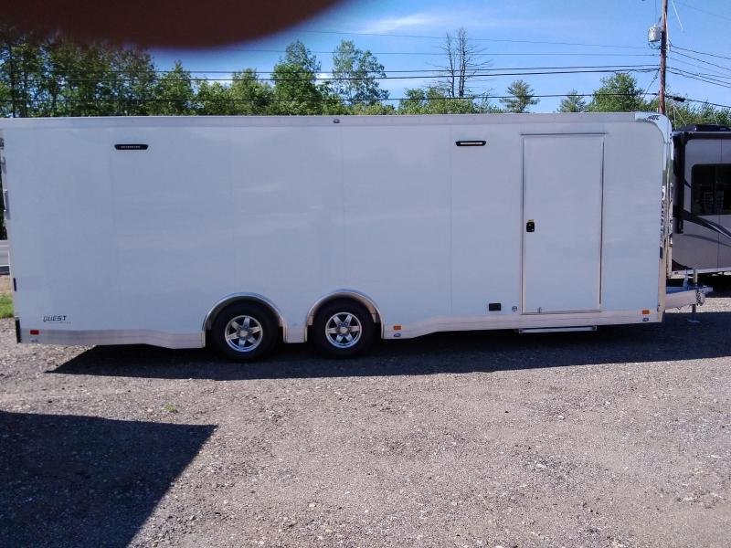8.5 x 24 ATC Quest Limited Car / Racing Trailer