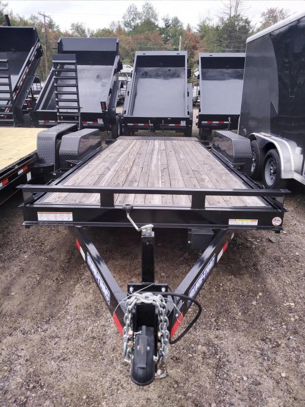 Sure-Trac 7 x 18 Full Tilt