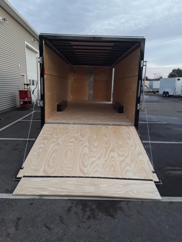 ITI 8 x 24 Enclosed Cargo Trailer