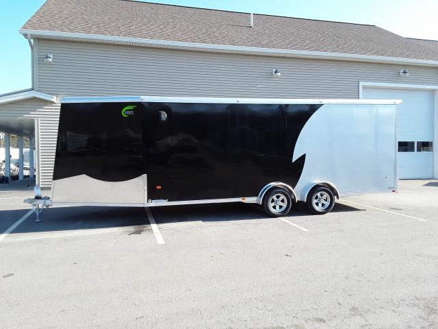 NEO 7.5 x 25 All Sport X Enclosed Trailer