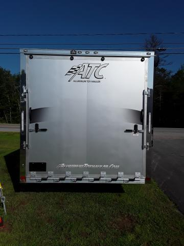 ATC 8.5 x 20 Toy Hauler ARV