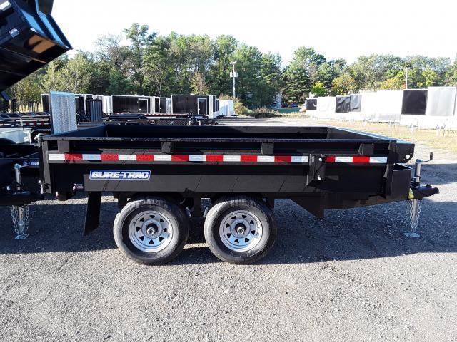 Sure-Trac 6 x 10 Deck Over Dump Trailer