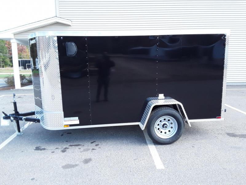 Arising Industries 5 x 10 V-Nose Enclosed Trailer