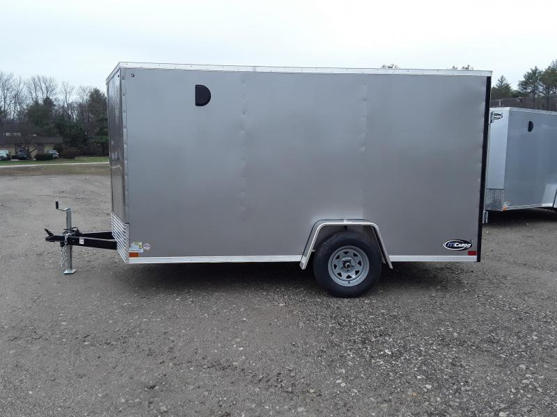ITI 7 x 12 Enclosed Cargo Trailer
