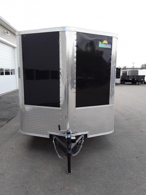 Arising Industries 7 x 14 V-Nose Enclosed Trailer