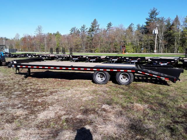 Sure-Trac 8.5 x 25 Deck Over Dually Trailer