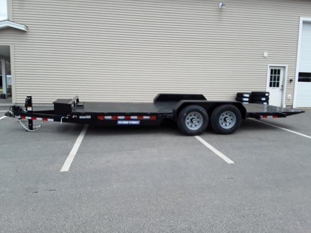 Sure-Trac 7 x 20 Car Power Tilt Trailer
