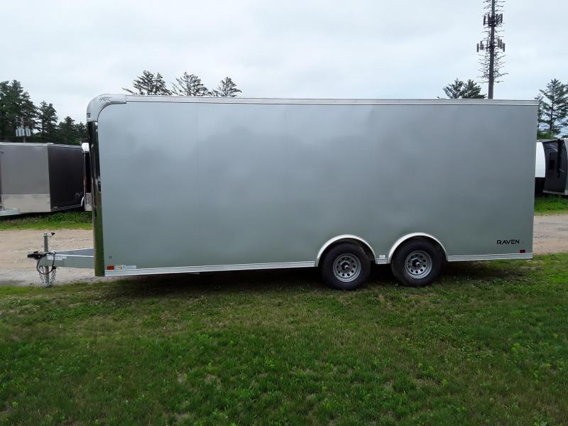 ATC 8.5 x 20 Raven Car Hauler Trailer