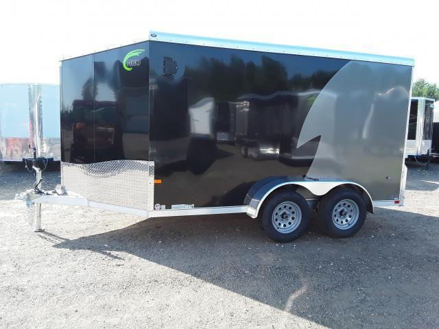 NEO 7 X 14 Motorcycle Trailer