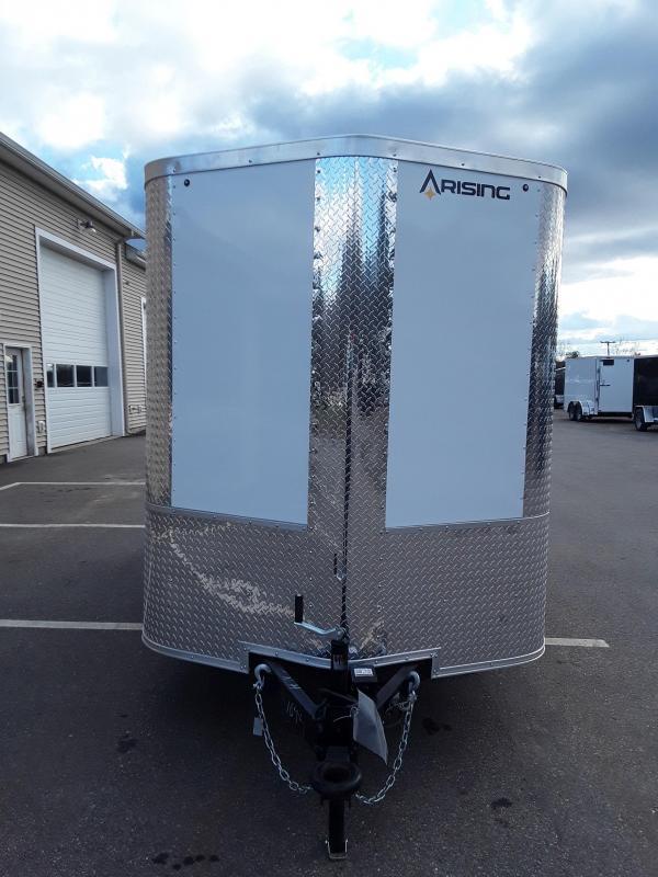 Arising Industries 6 x 12 V-Nose Enclosed Trailer