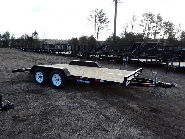 Sure-Trac 7 x 16 + 2 Car Hauler