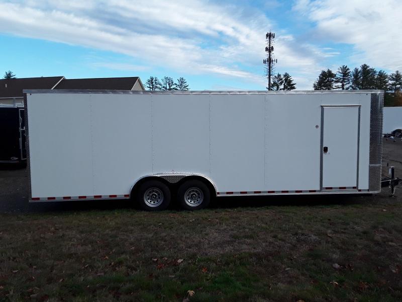 Arising Industries 8.5 X 24 V-Nose Enclosed Trailer