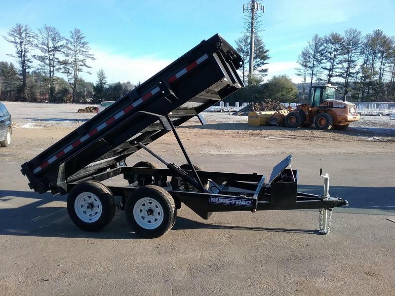 Sure-Trac 5 x 10 Low Profile Homeowner Dump Traile