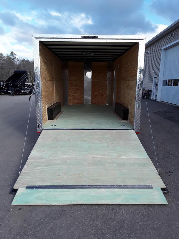 Arising Industries 8.5 x 16 Enclosed Cargo Trailer