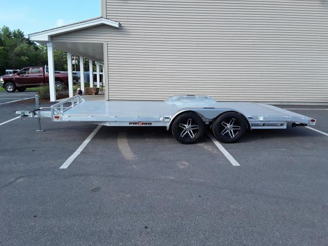 Sport Haven 7 x 18 Car Hauler Equipment Trailer