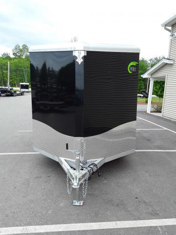 NEO 7 x 12 Motorcycle Trailer