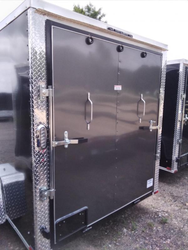 Arising Industries 6 x 10 V-Nose Enclosed Trailer
