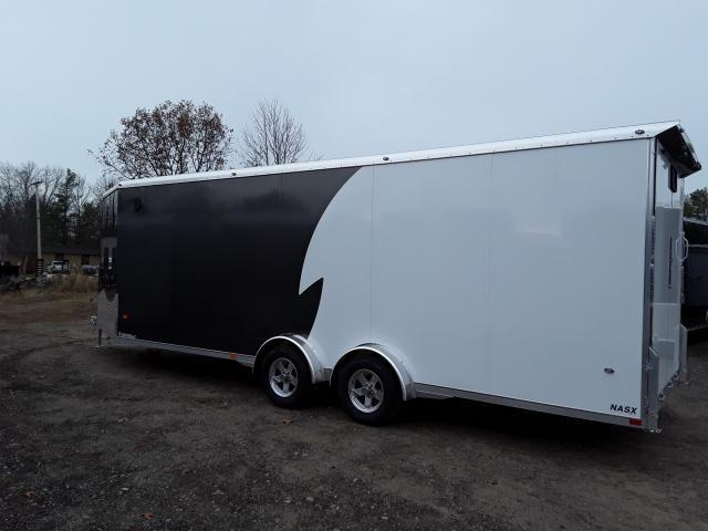 NEO 7.5 x 27 All Sport X Enclosed Trailer