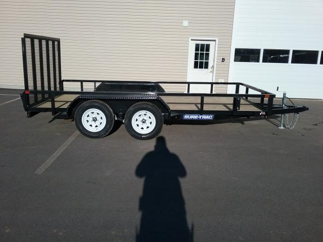 Sure-Trac 7 x 14 Landscape Trailer