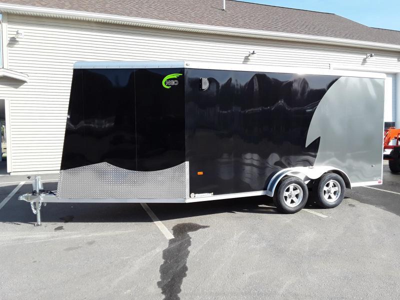 NEO 7.5 x 19 NASX Snowmobile Trailer
