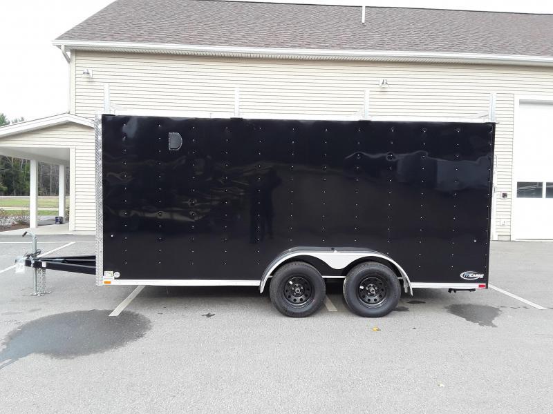 ITI 7 x 16 Enclosed Contractor Trailer
