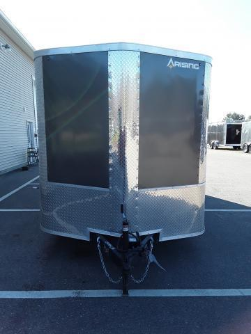 Arising Industries 7 x 16 V-Nose Enclosed Trailer