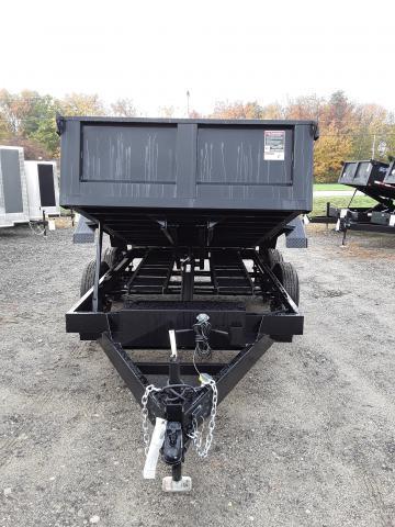 Hawke 6 x 12 Heavy Duty Low Profile Dump Trailer