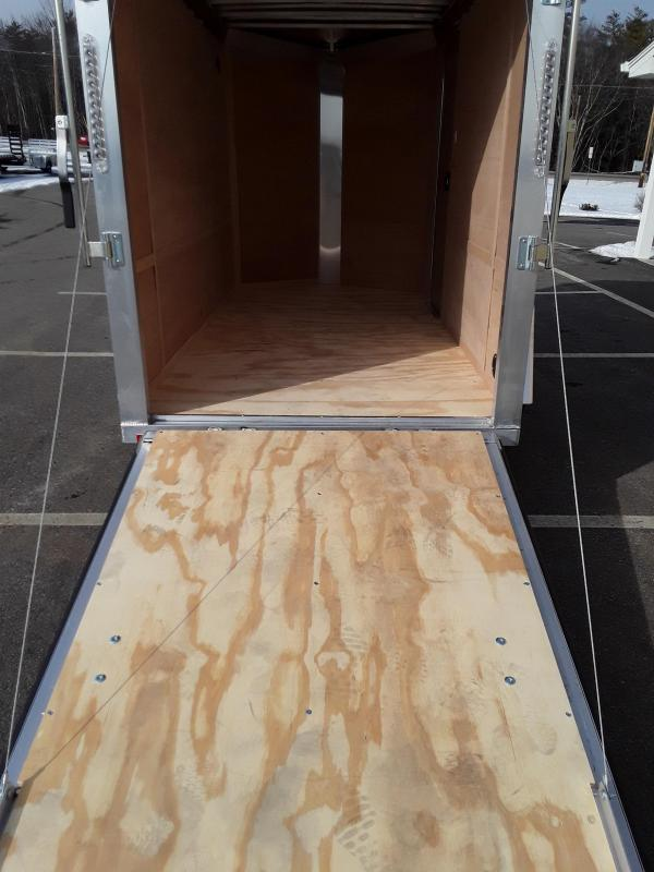 NEO 5x10 Enclosed Cargo Trailer