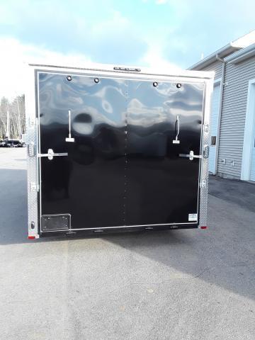 Arising Industries 8.5 x 16 V-Nose Enclosed Trailer