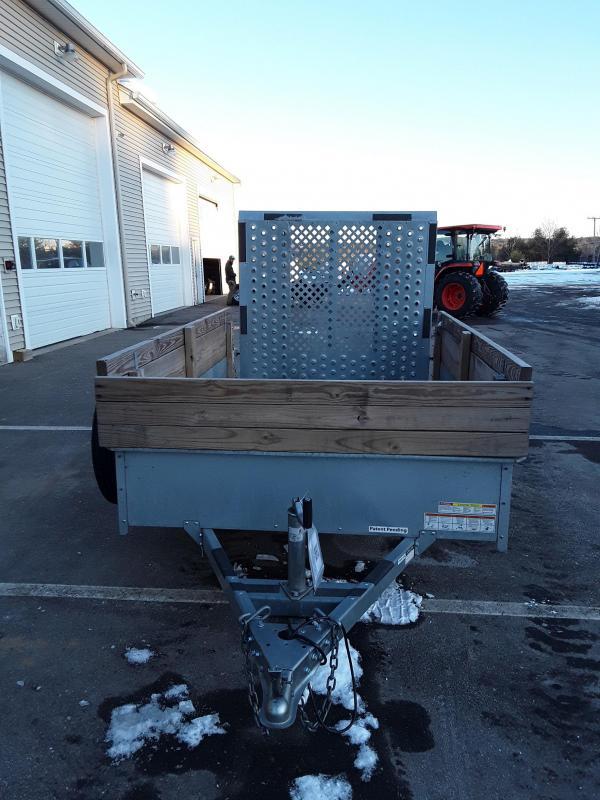2018 Sure-Trac Sure-Trac 5x8 Galv.Utility Utility Trailer