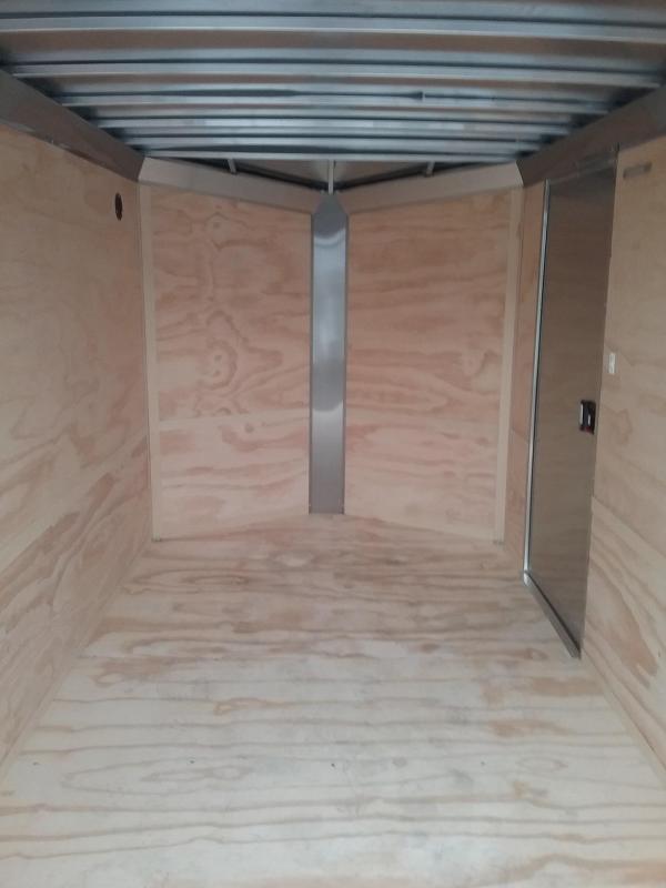 NEO 6 X 10 V-Nose Enclosed Cargo Trailer