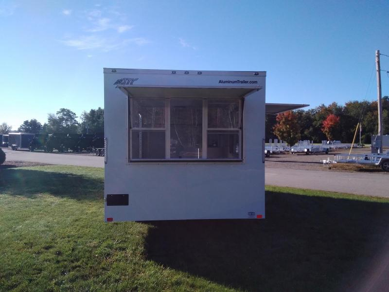 ATC 8.5x20 Vending / Concession Trailer