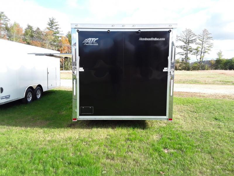 ATC 8.5 x 24 CH305 Car / Racing Trailer