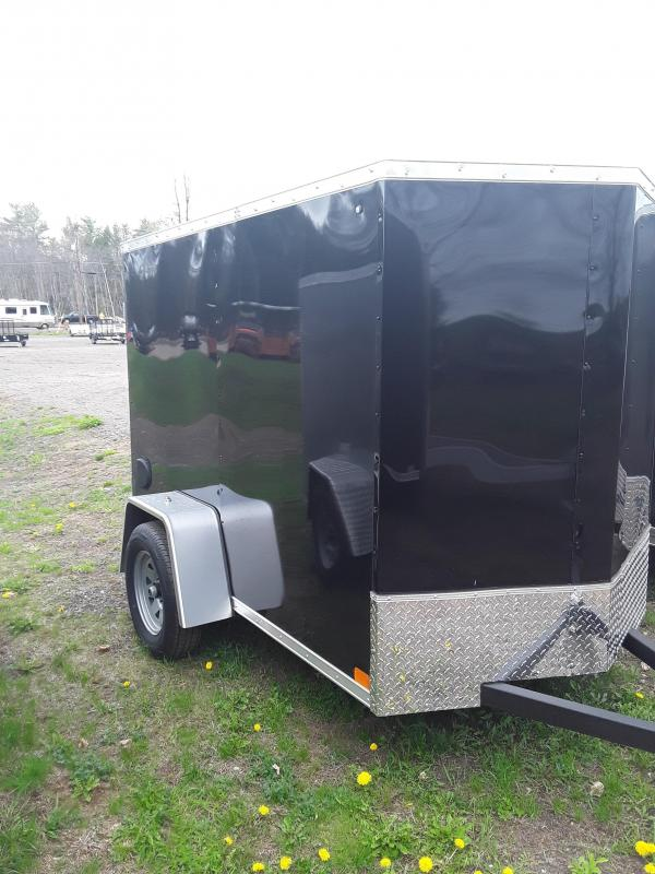 ITI Trailers 5 x 8 Enclosed Cargo Trailer