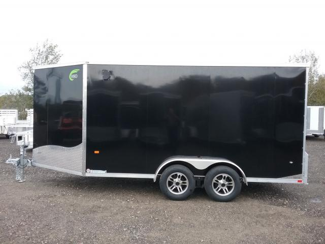 NEO 7 x 18 All Sport Enclosed Trailer