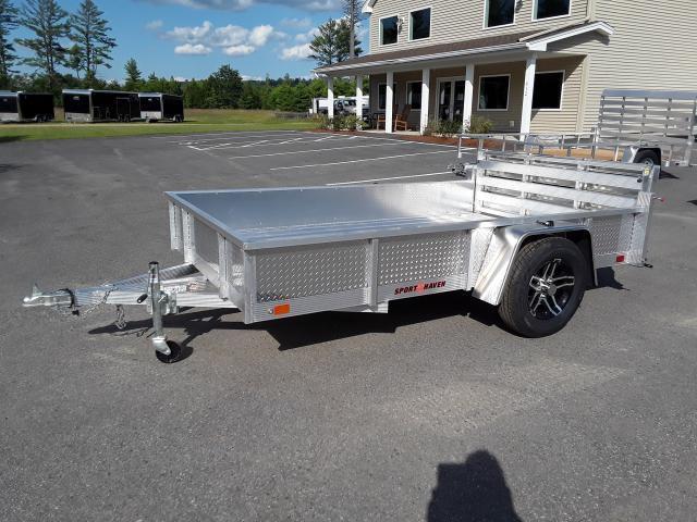 Sport Haven 6 x 10 All Aluminum Utility Trailer