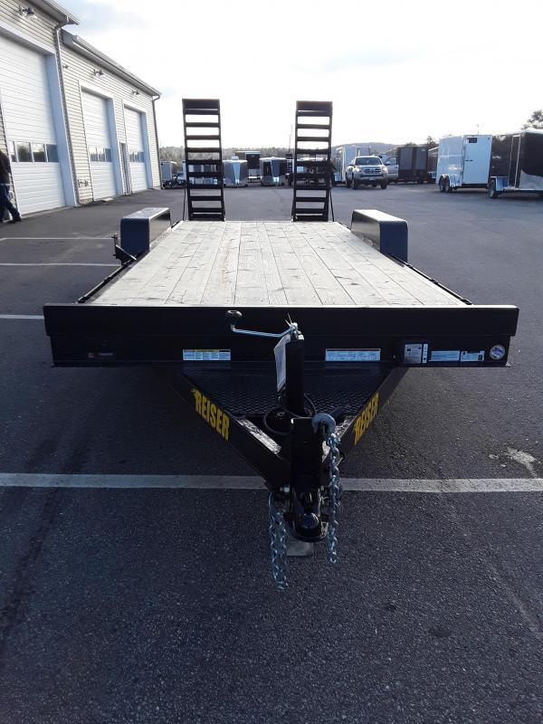 Reiser 7 x 20 Equipment Trailer (10k)