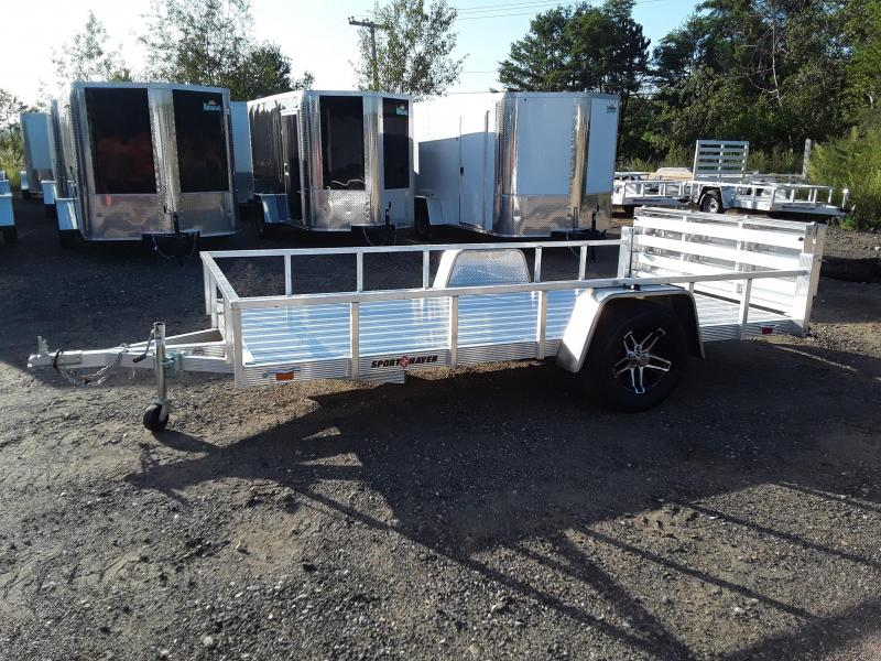 Sport Haven 6 x 12 All Aluminum Utility Trailer