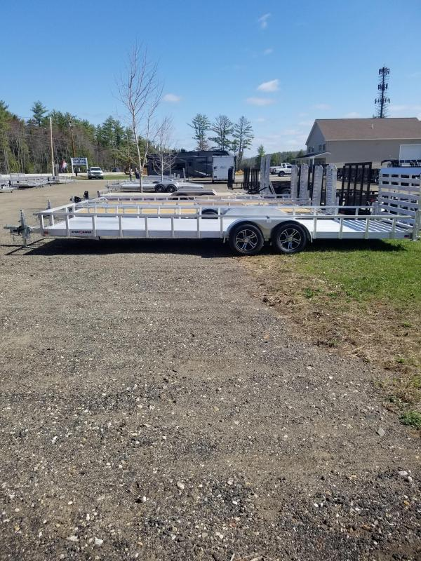 Sport Haven 7 x 24 Aluminum Utility Trailer