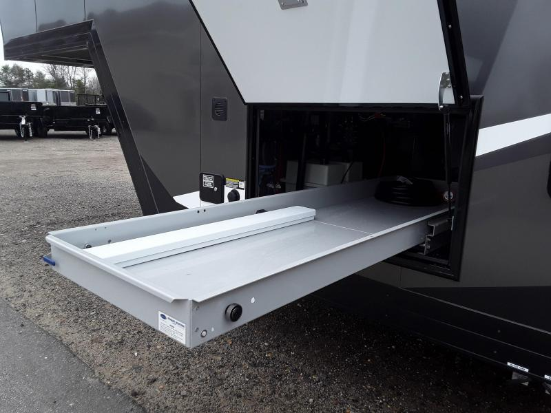 2021 ATC 8.5 x 36 Fith Wheel Toy Hauler