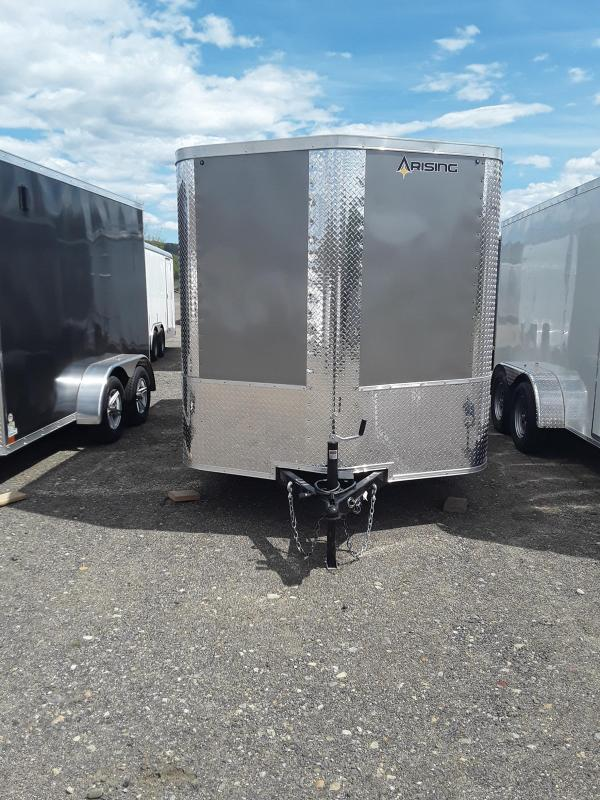 Arising Industries 7 x 14 V-Nose Enclosed Trailer