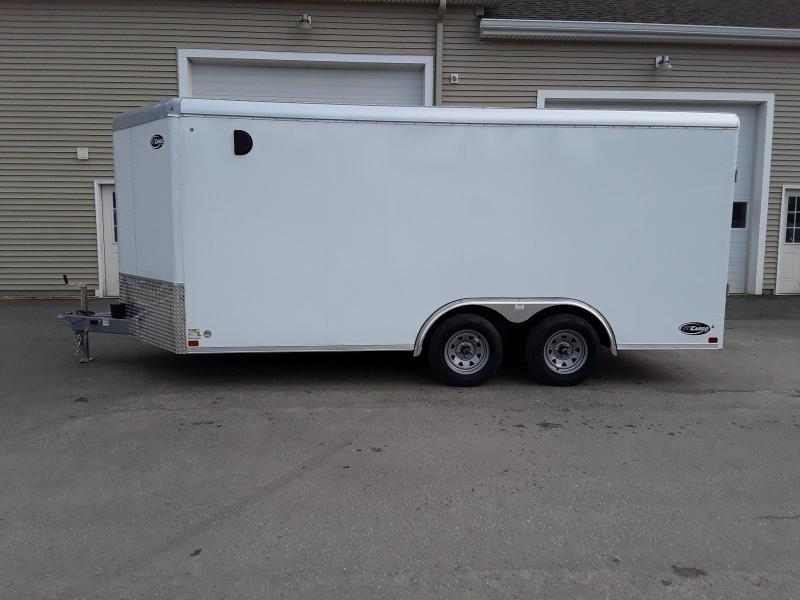 ITI 8.5 x 16 Enclosed Cargo