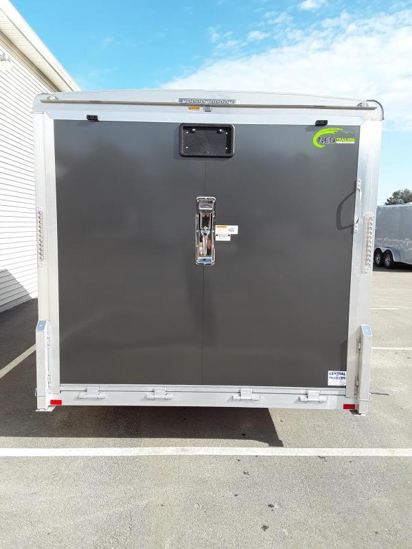 NEO 7.5 x 14 Motorcycle Trailer
