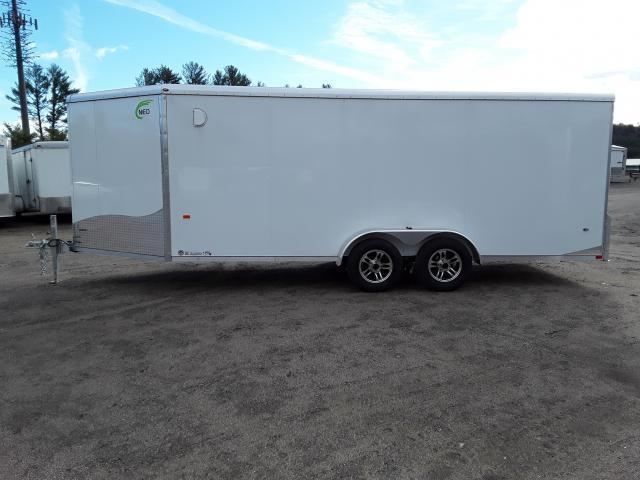 NEO 7 X 22 All Sport Enclosed Trailer