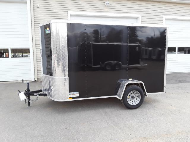 Arising Industries 6 x 10 V-Nose Enclosed Trailer