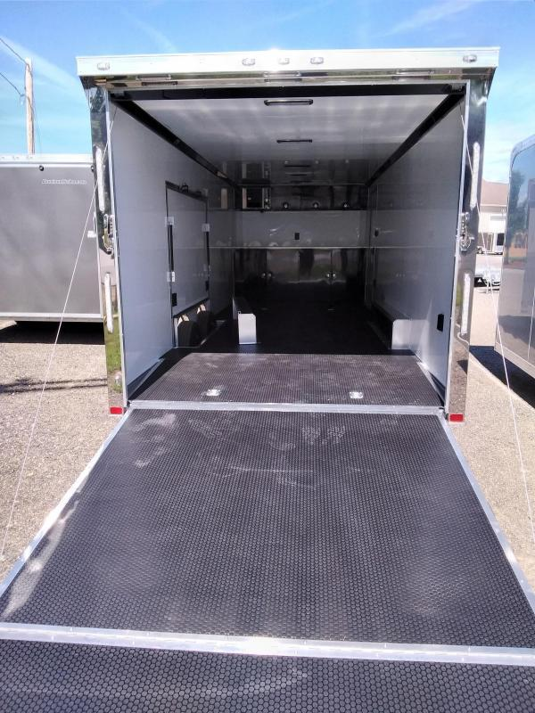 ATC 8.5 x 24 Quest Limited Car / Racing Trailer